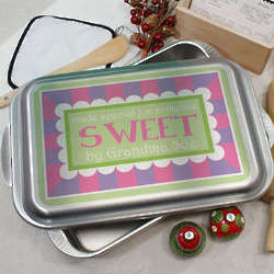 Personalized Made Special For Someone Cake Pan