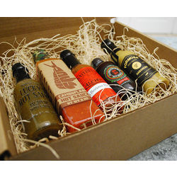 Fire Breather Hot Sauce Tasting Set