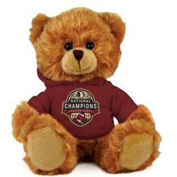 2013 National Champions FSU Seminoles Teddy Bear