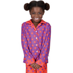 Star Heart Pajamas for Girls