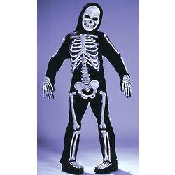Childs Skelebones Costume