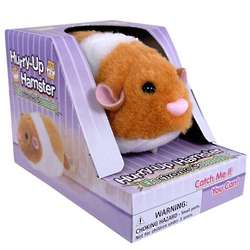 Hurry Up Hamster Toy