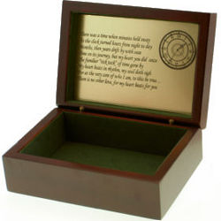 Personalized Timeless Love Wooden Box
