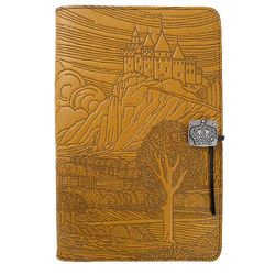 Camelot Embossed Leather Journal