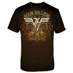 Black Van Halen T-Shirt