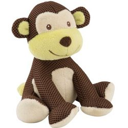 Breathables Mesh Toy Brown Monkey
