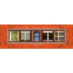 Oklahoma State University Personalized Architecture Print