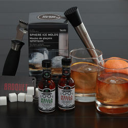 Old Fashioned Cocktail Set