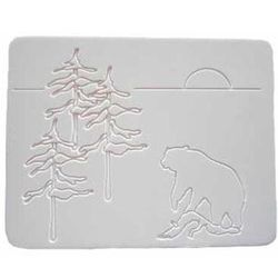 Personalized Wildlife Cutting Board