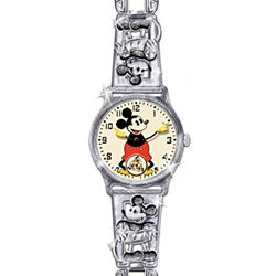 Disney Mickey Mouse Replica 1933 Tribute Watch