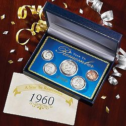 Year to Remember Coin Set 1934-2008