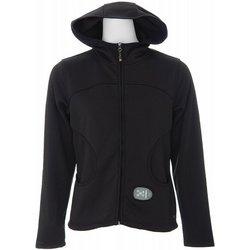 Burton Audex Ipod North Star Jacket True in Black