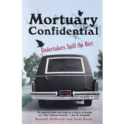 Mortuary Confidential Book