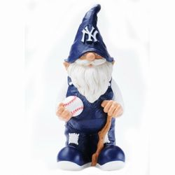 New York Yankees Garden Gnome