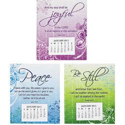 2013 Religious Magnetic Calendars