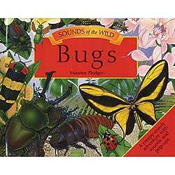 Sounds of the Wild Bugs Children's Book