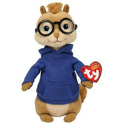Simon The Chipmunk Beanie Baby