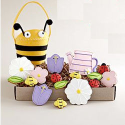 Cookie Assortment in Bumblebee Tote