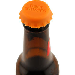 Beer Saver Reusable Silicone Bottle Caps