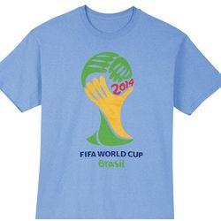 FIFA Brasil 2014 World Cup T-SHIRT
