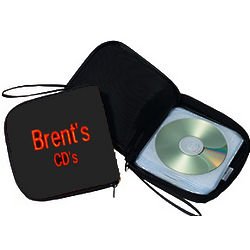Personalized CD/DVD Case