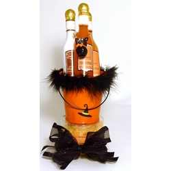 No Tricks - All Treats Halloween Spa Gift Tower
