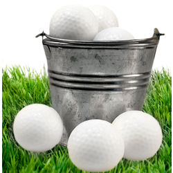 Bucket of Golf Balls Soap