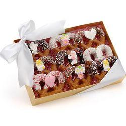 Wedding Gourmet Pretzel Twists Gift Box