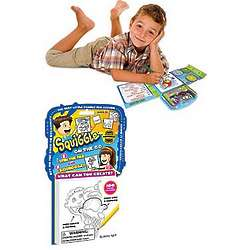 Squiggle On-the-Go Art Kit