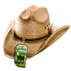 Men's Palm Leaf Western Cowboy Hat