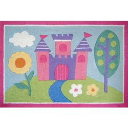 Enchanted Castle Bath Rug