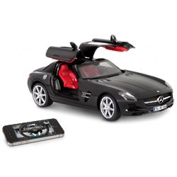iPhone Controlled Musical Mercedes SLS