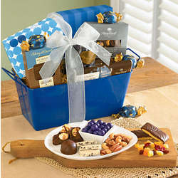Blue Canyon Chocolate Gift Basket