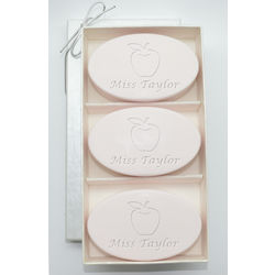 Teacher Apple Signature Spa Soaps