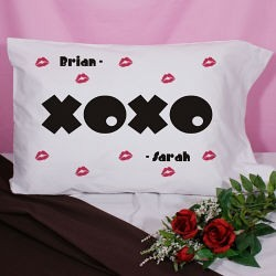 XOXO Pillowcase