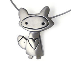 Foxy Girl Necklace