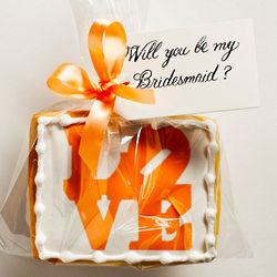 Personalized Love Cookie Invitation