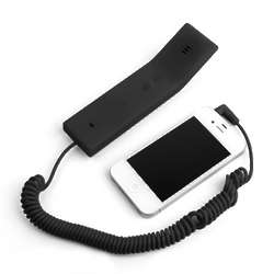 Wired-In Retro Cell Phone Handset