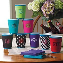 Solo Cup Personalized Koozie