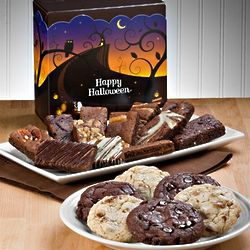 Halloween Cookie and Sprite Gift Box