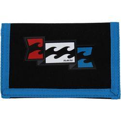 Black 3-Fold Wallet