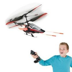 Cyclic Stick RC Helicopter