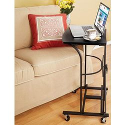 Folding Laptop Trolley Table