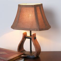 Stirrup Accent Lamp