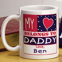 My/Our Hearts Belong to...Mug