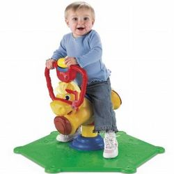 Laugh & Learn Smart Bounce & Spin Pony