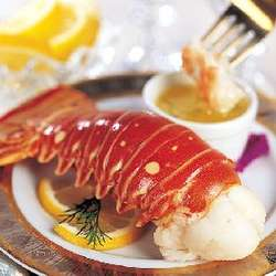 Eight 6 oz Warm Water Lobster Tails