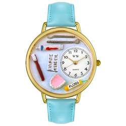 Dentist Watch with Miniature Dental Tools