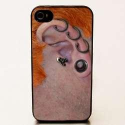 Punk Earrings iPhone 4 Case