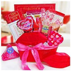 Lots of Kisses Gift Basket